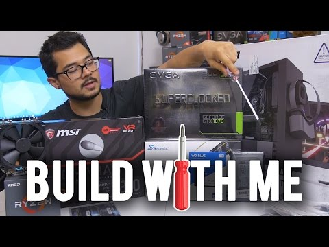 How To Build A PC! Step-by-step