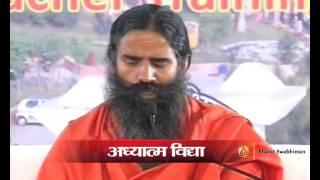 Adhyatma Vidya: Swami Ramdev | 18 Nov 2015 (Part 2)