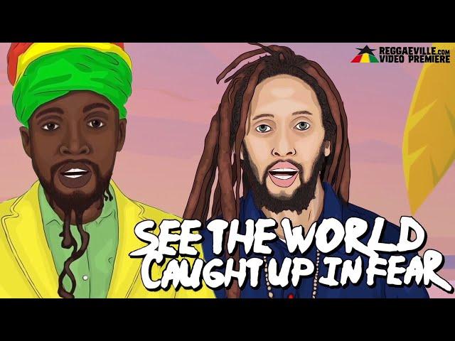 Junior Reid feat. Julian Marley - Mother Nature [Official Lyric Video 2020]