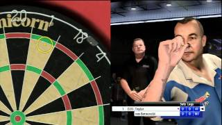 PDC World Championship Darts: Pro Tour (PS3 Move) Taylor vs van Barneveld