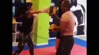 Zarina nizomiddinov boks blan shug