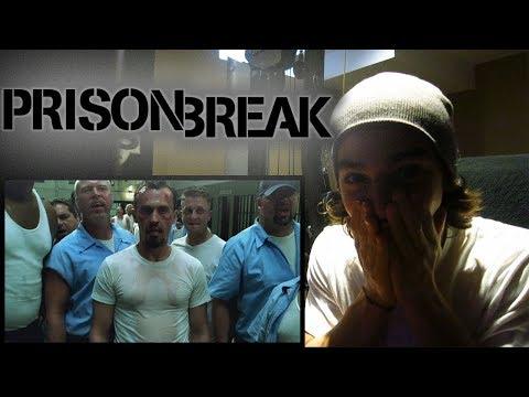 """Prison Break Season 1 Episode 6 REACTION - 1x06 """"Riots, Drills and the Devil: Part 1"""" Reaction"""