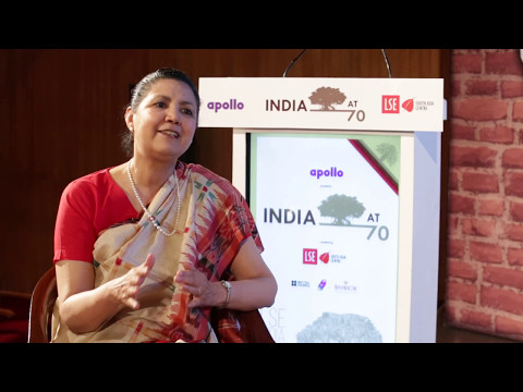 LSE India Summit 2017: Meera Shankar on India's foreign policy priorities