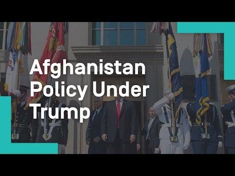 Afghanistan Policy Under Trump