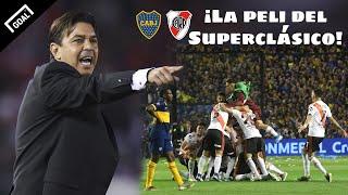 La MEJOR película del Boca vs River en la Libertadores 2019