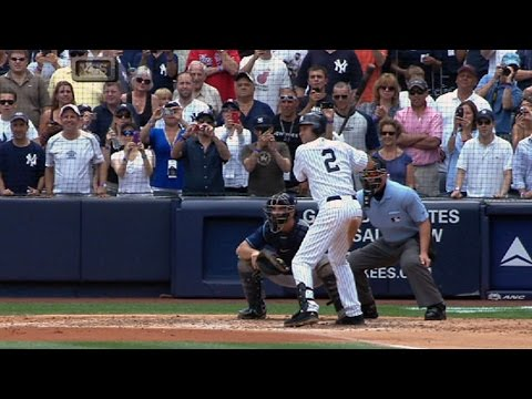 Jeter picks up hit No. 3,000, goes 5-for-5