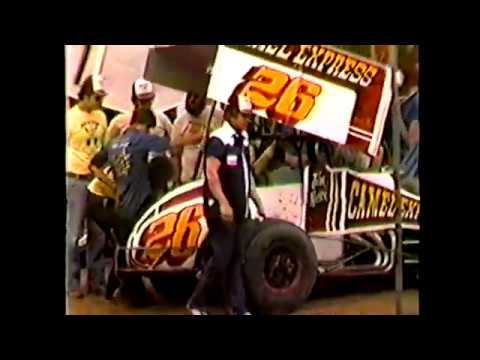 Banana  and Port Royal Speedway clips  1983