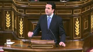Jesús Alli - Debate en Congreso: Europa, refugiados, Turquía