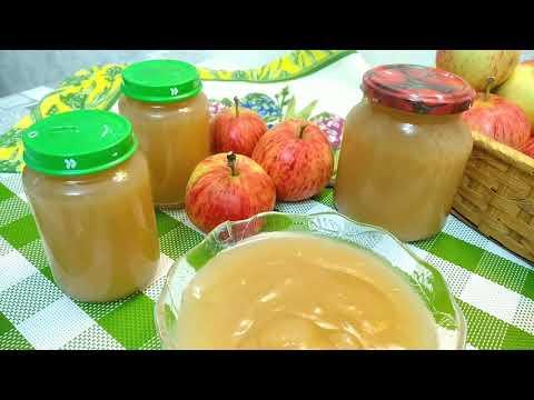 детское яблочное пюре при панкреатите