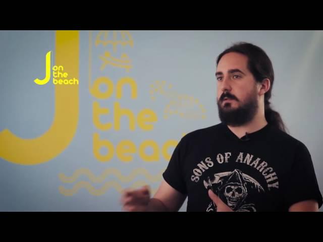 Zeki Vázquez from SwiftCircle Interview - JOTB16