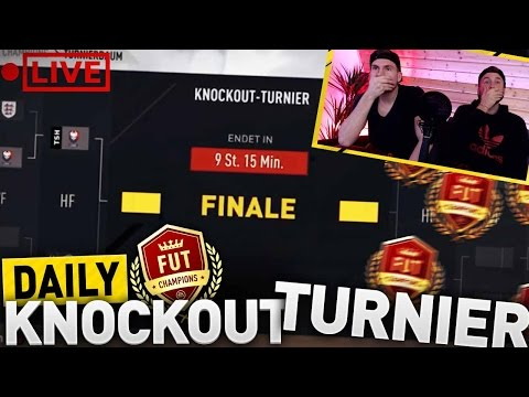 FIFA 17:  PACK OPENING + FUT CHAMPIONS RAGE QUALIFIKATION - DAILY KNOCKOUT TURNIER !!