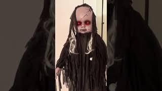 H Asılı Dev Oyuncak Bebek Korku Cadılar Bayramı 1 Dekor Dekorasyon Animasyon