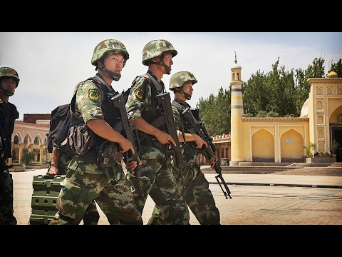 "The ""People's War"" Against China's Muslims 