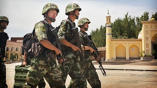 """Repeat youtube video The """"People's War"""" Against China's Muslims 