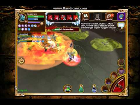 Arcane Legends I Northal Hunter Elix I Northal Elite Runs I Farming Vanity Weapons