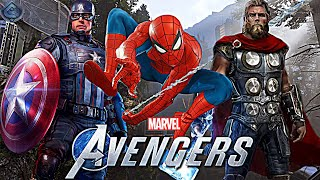 Marvel's Avengers Game - Spider-Man DLC Details, Crossplay Teased?!
