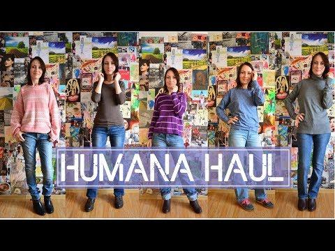 Humana try on Haul
