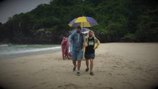 Сериал Остров на ТНТ за кадром