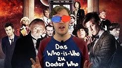 Doctor Who: Alle Doktoren seit 1963 im Serienjunkies Guide