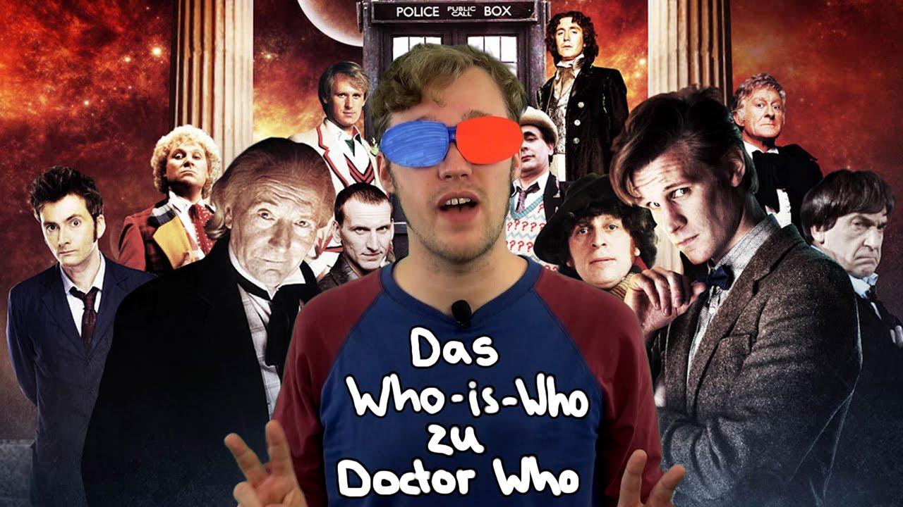 Doctor Who Alle Doktoren