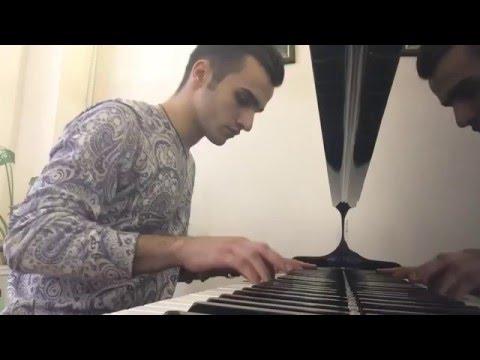 Игорь Горбань - Вдохновение -Мое сочинение (импровизация на рояле)
