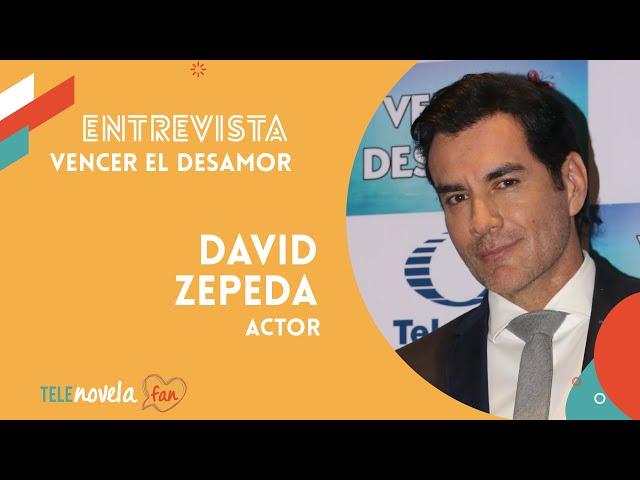 Entrevista con David Zepeda | Vencer el desamor