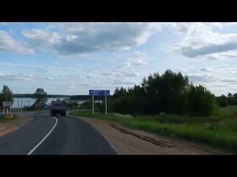 Т-образный на Киров и Омутнинск