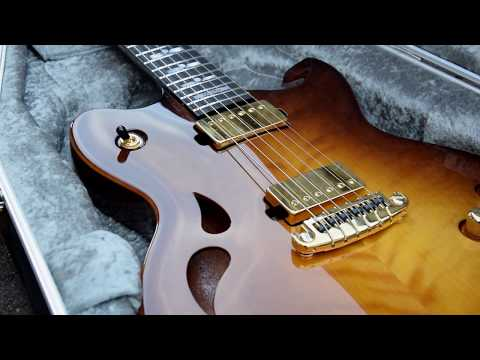 AROK-WG guitar case video