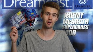 Jeremy McGrath Supercross 2000 for Dreamcast Review