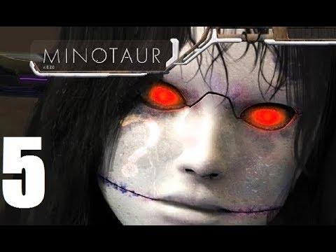 MINOTAUR - Part 5 Let's Play Commentary Game Walkthrough