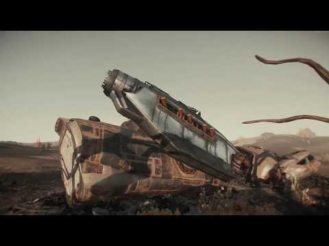Star Citizen News | Cyclone Buggy & Capital Ship Wreck