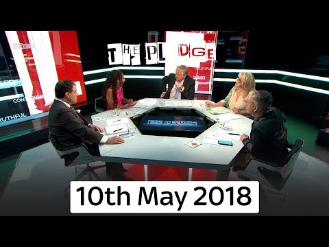The Pledge | 10th May 2018