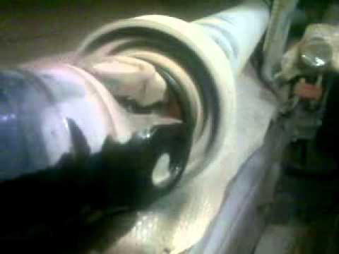 Freelander2, карданный вал(шум подвесного).mp4