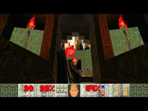 Doom 2 Hell on Earth прохождение часть 6