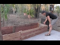 Build a DIY Raised Bed Garden From Scratch!