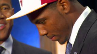 Kyrie Irving Nervous Before 1st Pick Announced