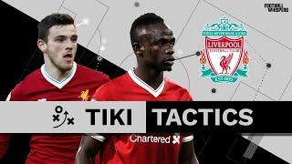 Andrew Robertson   Tika Tactics    Liverpool