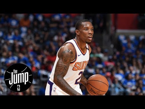 You won't see Eric Bledsoe in a Suns uniform 'ever' again | The Jump | ESPN