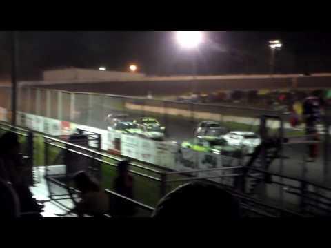 Stock Car Amain @ Fairmont Raceway 08/05/16