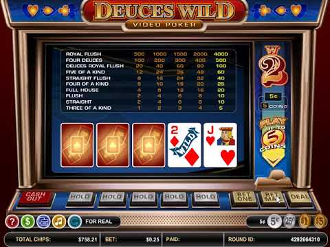 How to play video Poker online at Carbon Casino for Real Money