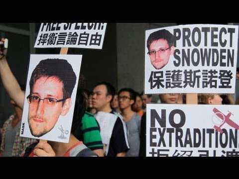 Is Snowden Protected as Whistleblower?