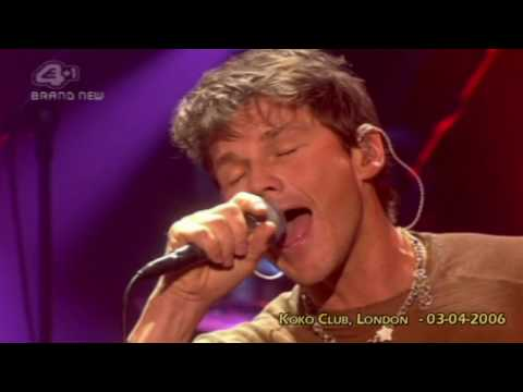 a-ha live - Cosy Prisons (HD)  Koko Club , London 03-04-2006