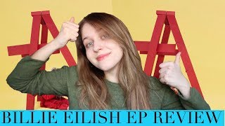 Billie Eilish - dont smile at me EP | Обзор альбома (album review)