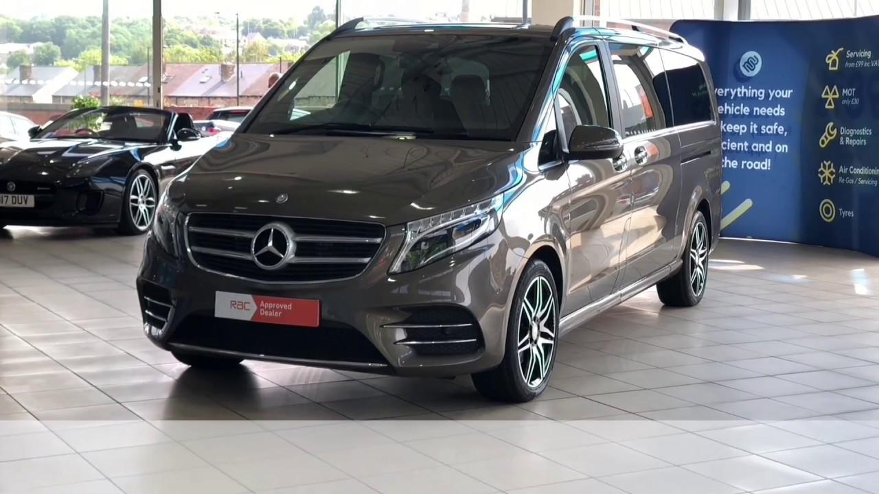 cb874e974 Mercedes-Benz V Class 2.1 V220d AMG Line Extra Long MPV 7G-Tronic Plus