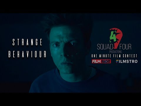 Strange Behaviour (Film Riot & Filmstro film competition)