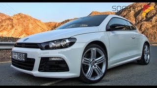 VW Scirocco R - فولكس واجن شيروكو آر