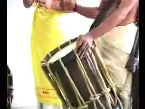 Kerala percussion instrument Chenda