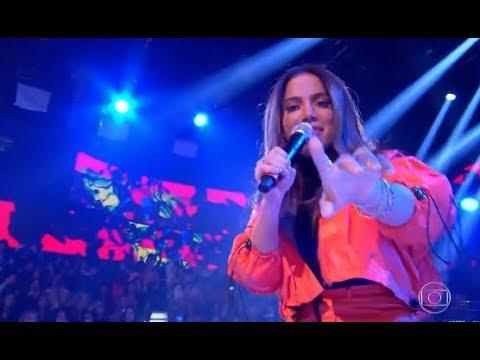 Anitta canta Medicina Caldeirão do Huck