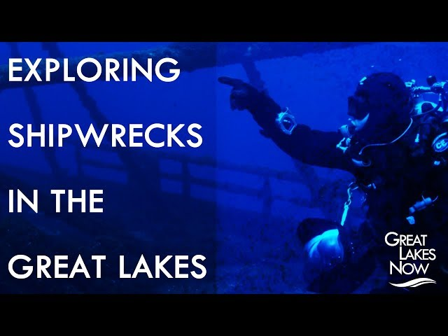 Wrecks Within Reach - Great Lakes Now - 1002 - Segment 3