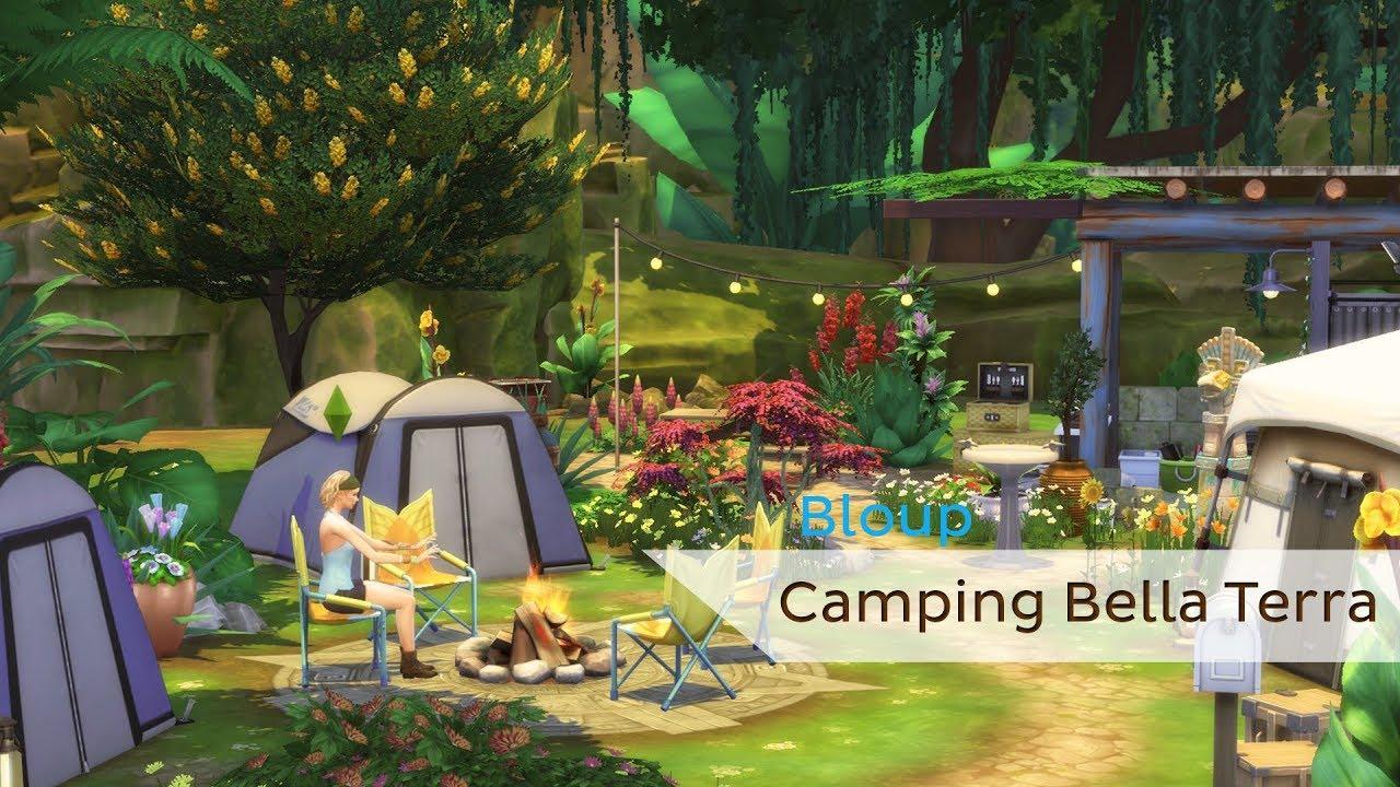 Camping Bella Terra : Let s build camping bella terra youtube